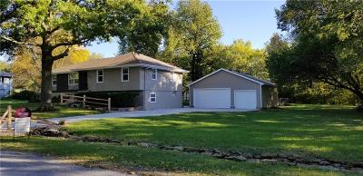Johnson-KS County Single Family Home For Sale: 24207 W 86 Terrace