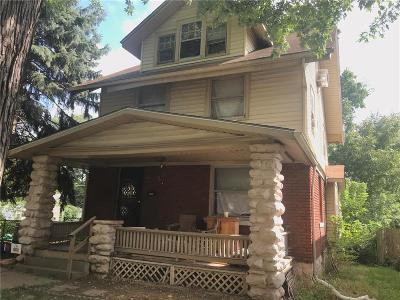 Kansas City Single Family Home For Sale: 339 Jackson Avenue