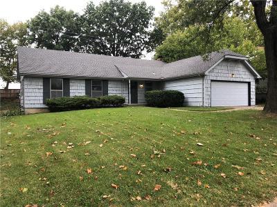 Overland Park Single Family Home For Sale: 9508 Glenwood Street