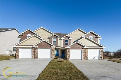 Raymore MO Condo/Townhouse For Sale: $146,000