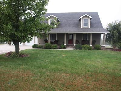 Louisburg Single Family Home For Sale: 32440 Rockville Road