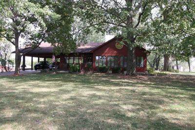 Single Family Home For Sale: 34528 Highway 10