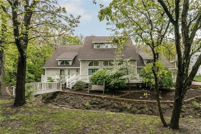 Lenexa Single Family Home For Sale: 20906 Whispering Drive