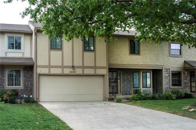 Overland Park Condo/Townhouse For Sale: 9662 Reeder Place