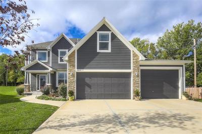 Gardner Single Family Home For Sale: 28617 W 162nd Terrace