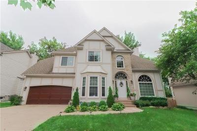 Lenexa Single Family Home For Sale: 14425 W 115th Terrace