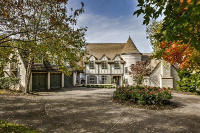 Olathe Single Family Home For Sale: 10512 S Highland Lane