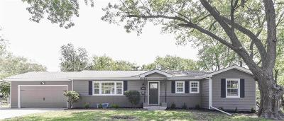 Shawnee Single Family Home For Sale: 5311 Bond Street