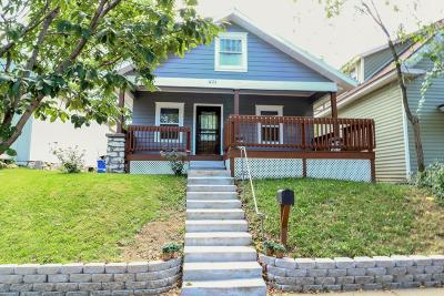 Single Family Home For Sale: 1723 W 34th Street