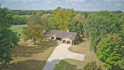Greenwood Single Family Home For Sale: 14518 E 150 Highway
