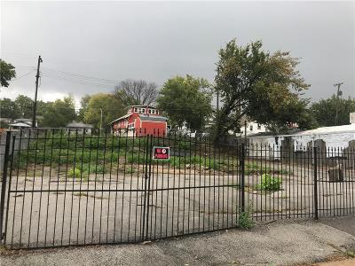 Wyandotte County Residential Lots & Land For Sale: 1832 Minnesota Avenue
