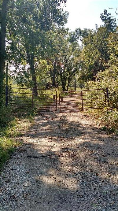 Miami County Residential Lots & Land For Sale: W 363rd Street