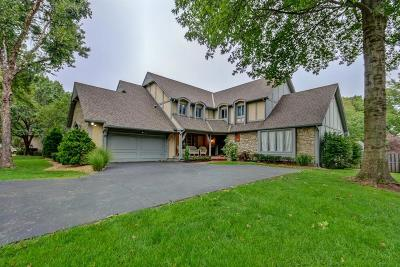 Prairie Village Single Family Home Show For Backups: 4843 Somerset Drive