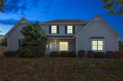 Lenexa Single Family Home For Sale: 8011 Ryckert Street