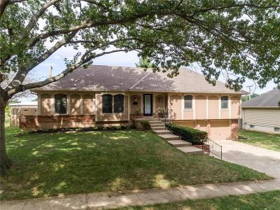 Grandview Single Family Home For Sale: 7808 E 127th Terrace