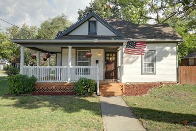Olathe Single Family Home Show For Backups: 418 W Loula Street