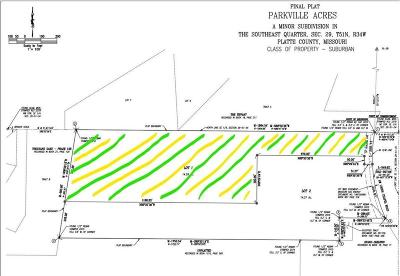 Platte County Residential Lots & Land For Sale: Union Chapel Road