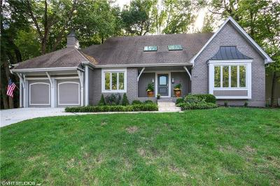 Leawood Single Family Home For Sale: 12612 Wenonga Lane