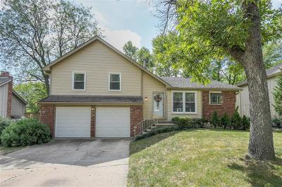 Lenexa Single Family Home For Sale: 14615 W 89th Street