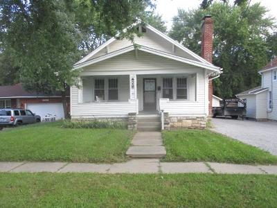 Miami County Single Family Home For Sale: 426 Parker Avenue