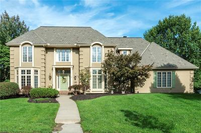 Leawood Single Family Home For Sale: 12731 Glenfield Road