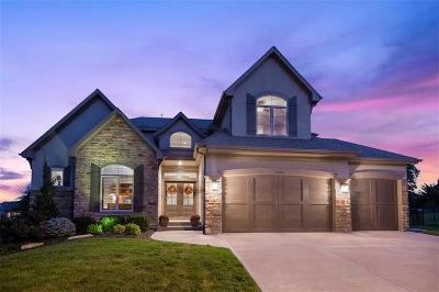Leawood Single Family Home Show For Backups: 2905 W 145th Street