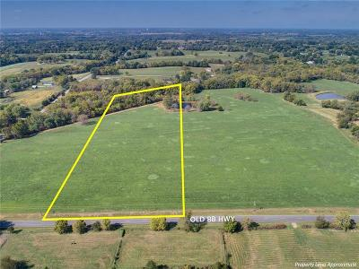Clay County Residential Lots & Land For Sale: 16422 Old Bb Highway
