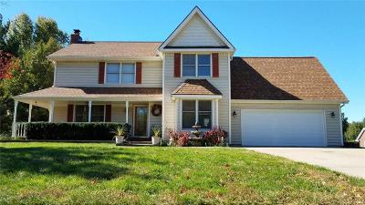 Kearney Single Family Home For Sale: 1300 Colony Drive