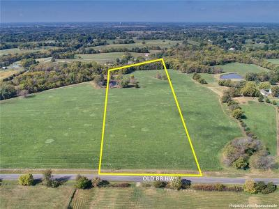 Clay County, Platte County Residential Lots & Land For Sale: 16512 Old Bb Highway