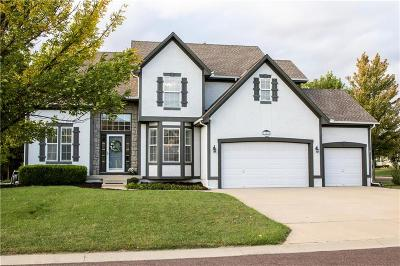 Overland Park Single Family Home For Sale: 13200 W 138 Street