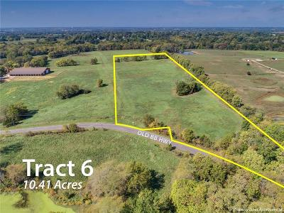 Kearney Residential Lots & Land For Sale: 16800 Old Bb Highway