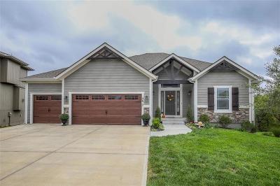 Olathe Single Family Home For Sale: 2617 W Elm Street