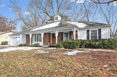Single Family Home For Sale: 8513 Ward Parkway