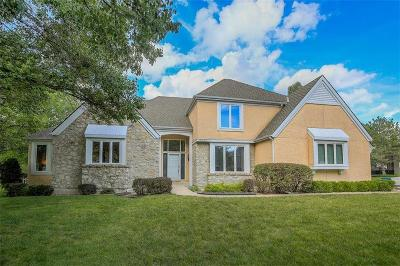 Leawood Single Family Home For Sale: 3696 W 129th Place