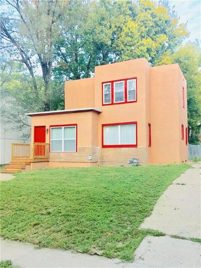 Single Family Home For Sale: 7309 Virginia Street