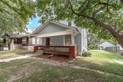 Single Family Home For Sale: 4409 Wyoming Street