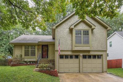 Olathe Single Family Home For Sale: 12520 S Cottonwood Drive