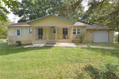 Edgerton Single Family Home For Sale: 502 Missouri Avenue
