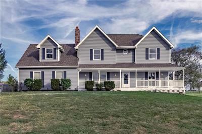 Kearney Single Family Home Show For Backups: 19215 NE 129 Street