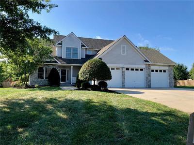 Basehor Single Family Home For Sale: 3432 N 154th Street