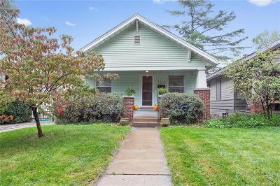 Single Family Home For Sale: 4445 Pennsylvania Avenue