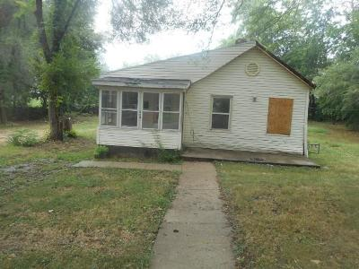 Wyandotte County Single Family Home For Sale: 904 Lafayette Avenue