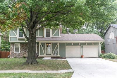 Lenexa Single Family Home For Sale: 9335 Alden Street