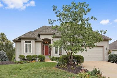 Shawnee Single Family Home For Sale: 23506 W 72nd Terrace