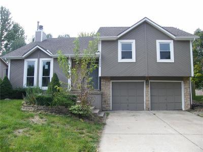 Olathe Single Family Home For Sale: 14803 W 149th Street