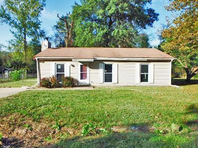 Cass County Single Family Home For Sale: 10 W 165 Street