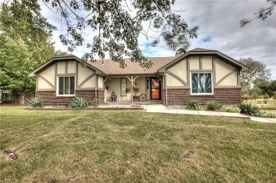 Excelsior Springs Single Family Home For Sale: 14309 Cameron Road