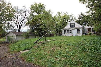 Tonganoxie Single Family Home For Sale: 20882 Evans Road