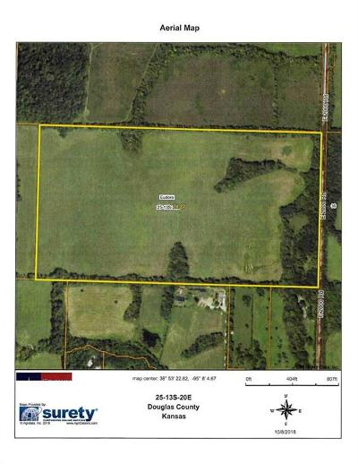 Douglas County Residential Lots & Land For Sale: 1037 E 2000 Road