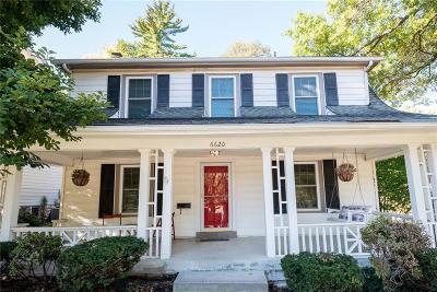 Kansas City Single Family Home For Sale: 6620 Grand Avenue